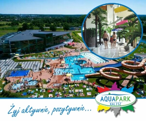 Aquapark Kalisz